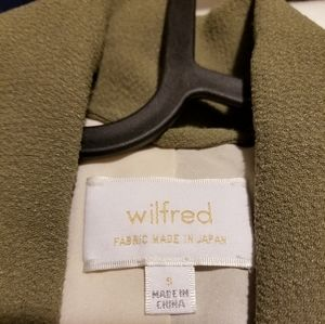 Wilfred Jackets & Coats - Wilfred crepe mayet jacket